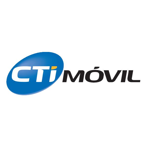 CTI Movil Logo ,Logo , icon , SVG CTI Movil Logo