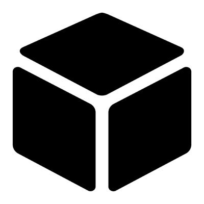 cube ,Logo , icon , SVG cube