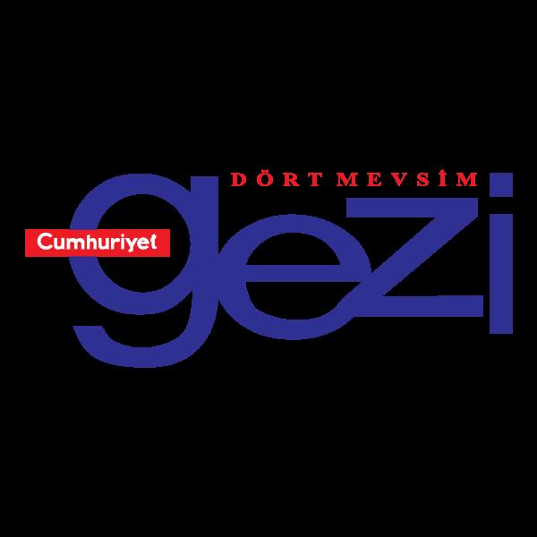 Cumhuriyet Dцrt Mevsim Gezi Logo ,Logo , icon , SVG Cumhuriyet Dцrt Mevsim Gezi Logo