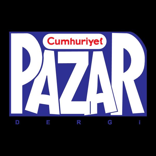 Cumhuriyet Pazar Dergi Logo ,Logo , icon , SVG Cumhuriyet Pazar Dergi Logo