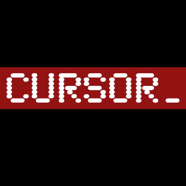 Cursor Software Limited Logo ,Logo , icon , SVG Cursor Software Limited Logo