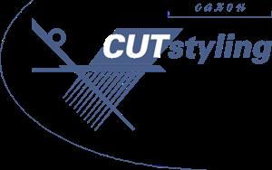 Cut Styling Logo ,Logo , icon , SVG Cut Styling Logo