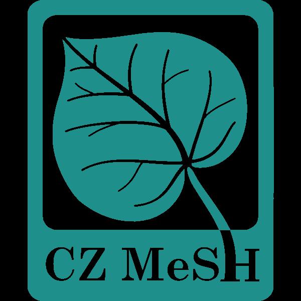 CZ MeSH ,Logo , icon , SVG CZ MeSH