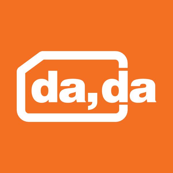 da-da Logo ,Logo , icon , SVG da-da Logo