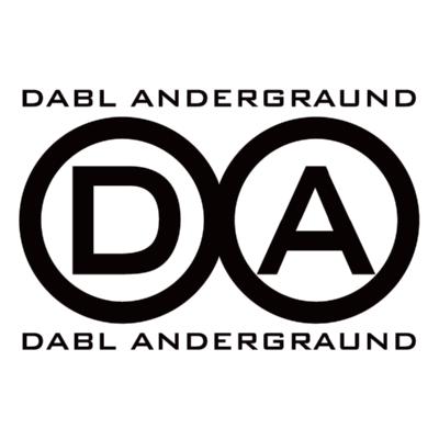 Dabl Andergraund Logo ,Logo , icon , SVG Dabl Andergraund Logo