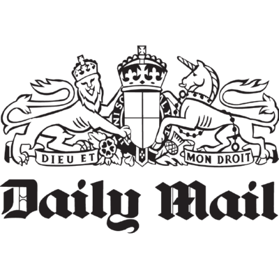 Daily Mail Logo ,Logo , icon , SVG Daily Mail Logo