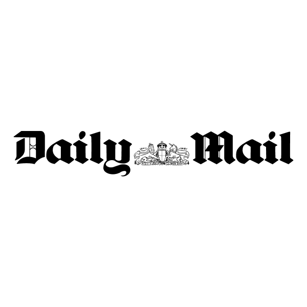 Daily Mail ,Logo , icon , SVG Daily Mail