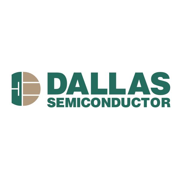 Dallas Semiconductor Logo ,Logo , icon , SVG Dallas Semiconductor Logo
