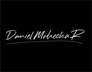 DANIEL MAHECHA R Logo ,Logo , icon , SVG DANIEL MAHECHA R Logo