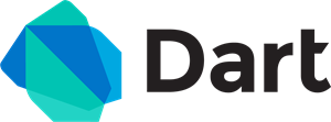 Dart Logo ,Logo , icon , SVG Dart Logo