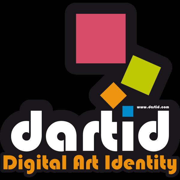 Dartid – Digital art identity Logo ,Logo , icon , SVG Dartid – Digital art identity Logo