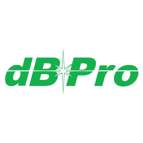 dBPro Logo ,Logo , icon , SVG dBPro Logo