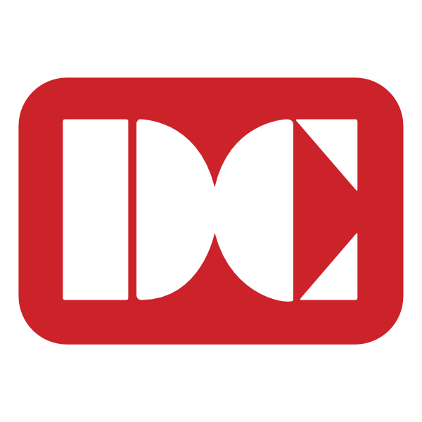 DC Card ,Logo , icon , SVG DC Card
