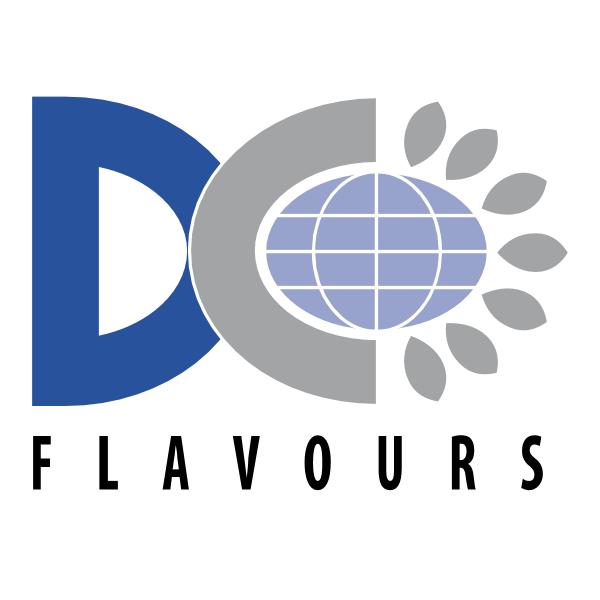 DC Flavours ,Logo , icon , SVG DC Flavours