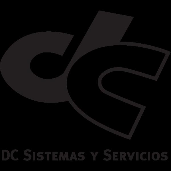 DC Sistemas y Servicios SA (mono) Logo ,Logo , icon , SVG DC Sistemas y Servicios SA (mono) Logo