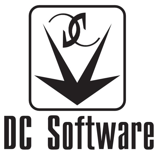 DC Software Logo ,Logo , icon , SVG DC Software Logo