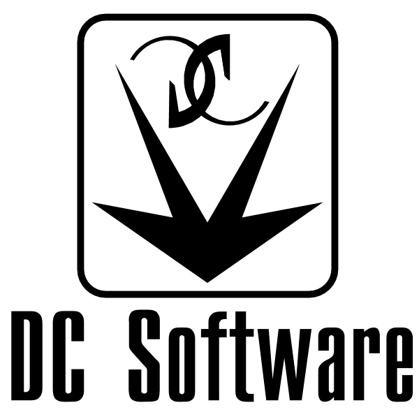 DC Software ,Logo , icon , SVG DC Software