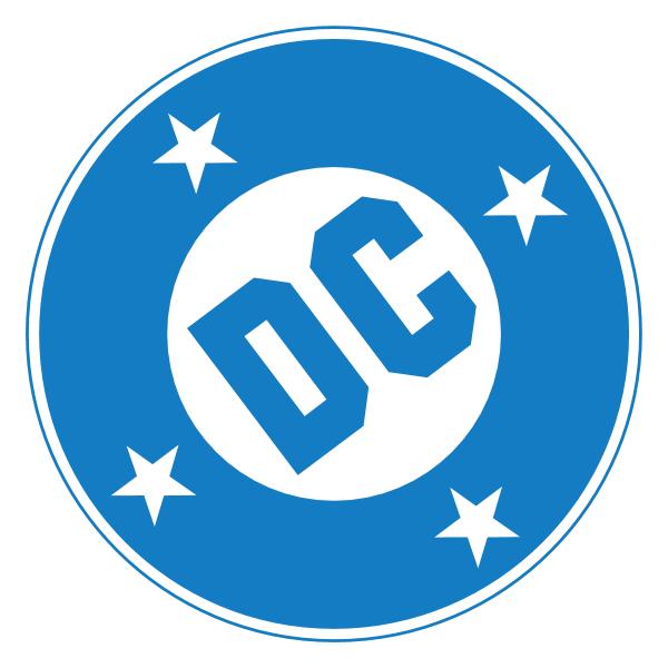 DC ,Logo , icon , SVG DC