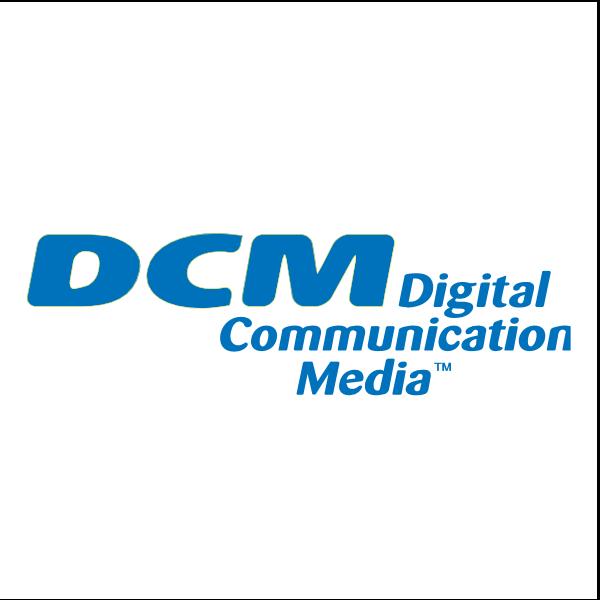DCM Logo ,Logo , icon , SVG DCM Logo