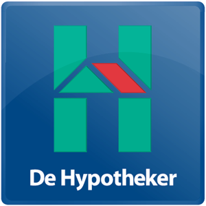 De Hypotheker Logo ,Logo , icon , SVG De Hypotheker Logo