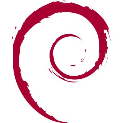 debian ,Logo , icon , SVG debian