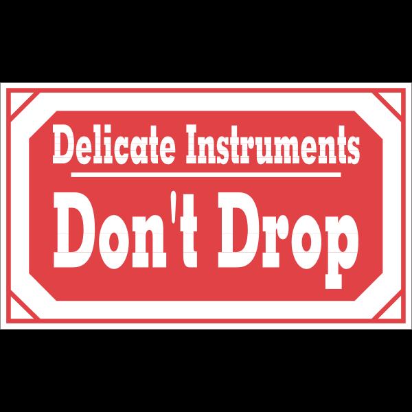 DELICATE INSTRUMENTS SIGN Logo ,Logo , icon , SVG DELICATE INSTRUMENTS SIGN Logo