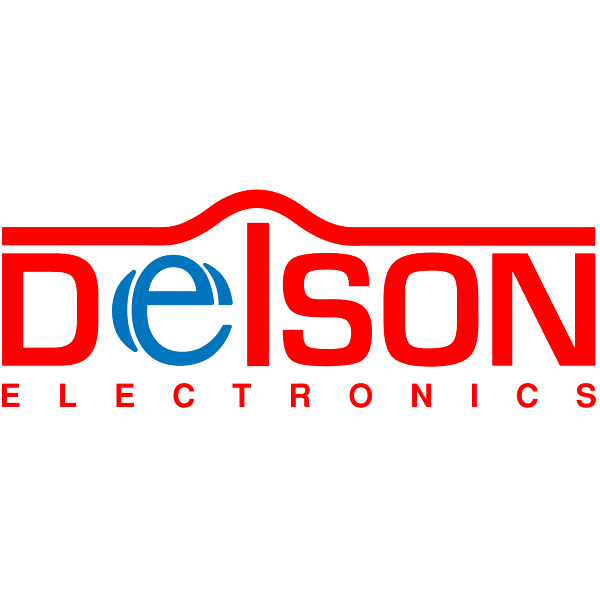 Delson Electronics Logo ,Logo , icon , SVG Delson Electronics Logo