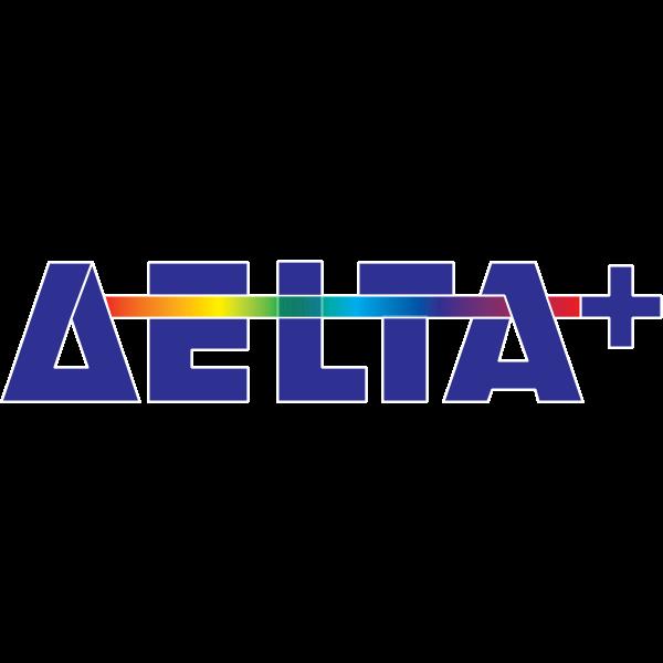 Delta Plus Logo ,Logo , icon , SVG Delta Plus Logo