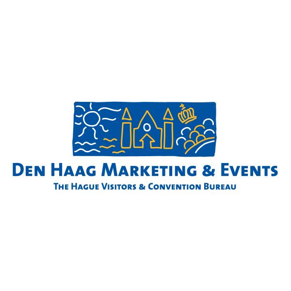 Den Haag Marketing & Events Logo ,Logo , icon , SVG Den Haag Marketing & Events Logo