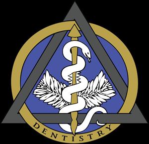Dental Caduceus Logo ,Logo , icon , SVG Dental Caduceus Logo