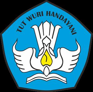 Departemen Pendidikan Nasional Logo ,Logo , icon , SVG Departemen Pendidikan Nasional Logo