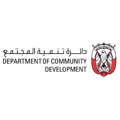 Department Of Community Development Abu Dhabi ,Logo , icon , SVG Department Of Community Development Abu Dhabi