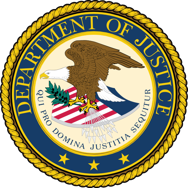 Department of Justice Logo ,Logo , icon , SVG Department of Justice Logo