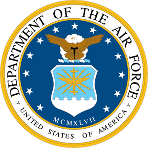 Department of the Air Force Logo ,Logo , icon , SVG Department of the Air Force Logo