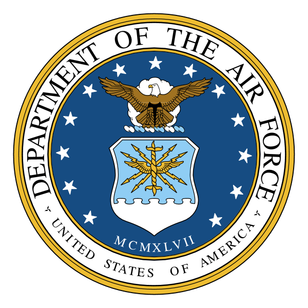 Department of the Air Force ,Logo , icon , SVG Department of the Air Force