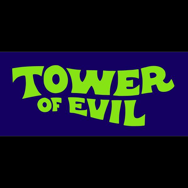 Der Turm der lebenden Leichen Logo ,Logo , icon , SVG Der Turm der lebenden Leichen Logo