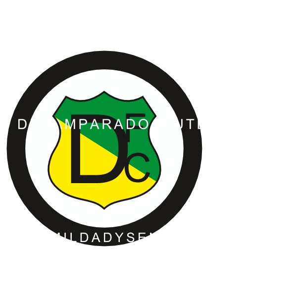 Desamparados Fútbol Club, Campana Bs As Logo ,Logo , icon , SVG Desamparados Fútbol Club, Campana Bs As Logo