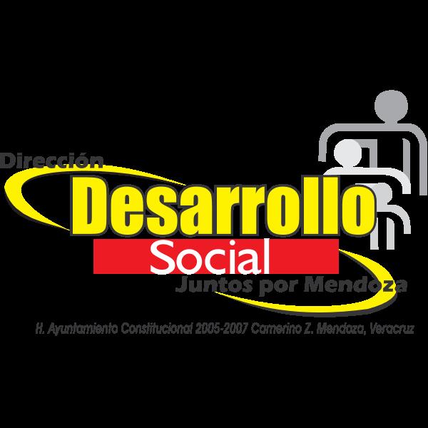 Desarrollo Social cd. Mendoza, Veracruz Logo ,Logo , icon , SVG Desarrollo Social cd. Mendoza, Veracruz Logo