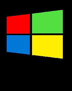 Designed by Microsoft Windows 10 and Pro Logo ,Logo , icon , SVG Designed by Microsoft Windows 10 and Pro Logo