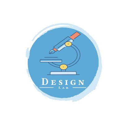 designlab ,Logo , icon , SVG designlab