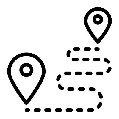 destination ,Logo , icon , SVG destination