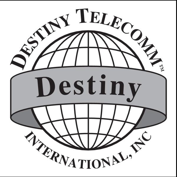 Destiny Telecomm Logo ,Logo , icon , SVG Destiny Telecomm Logo