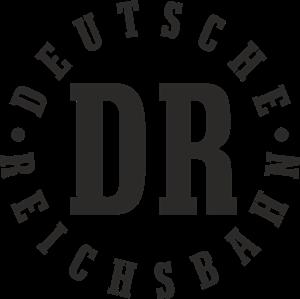 Deutsche Reichsbahn (DDR) Logo ,Logo , icon , SVG Deutsche Reichsbahn (DDR) Logo