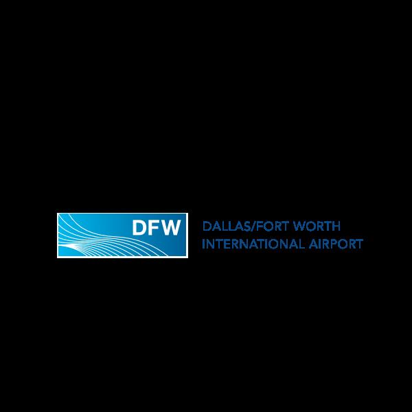 DFW International Airport Logo ,Logo , icon , SVG DFW International Airport Logo