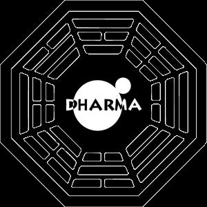 Dharma Proyect Logo ,Logo , icon , SVG Dharma Proyect Logo