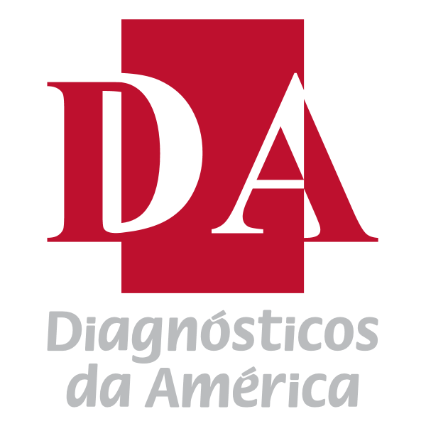 Diagnosticos da America Logo ,Logo , icon , SVG Diagnosticos da America Logo