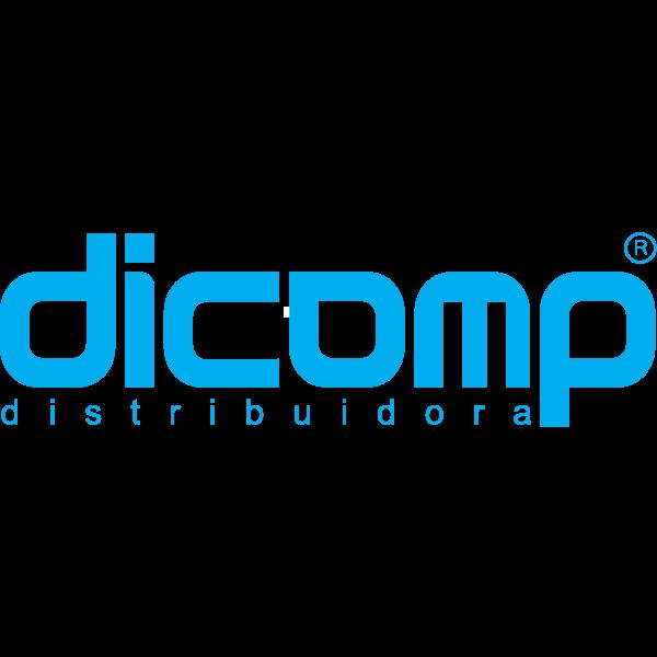 Dicomp Distribuidora de Eletrônicos Logo ,Logo , icon , SVG Dicomp Distribuidora de Eletrônicos Logo