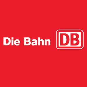 Die Bahn DB Logo ,Logo , icon , SVG Die Bahn DB Logo
