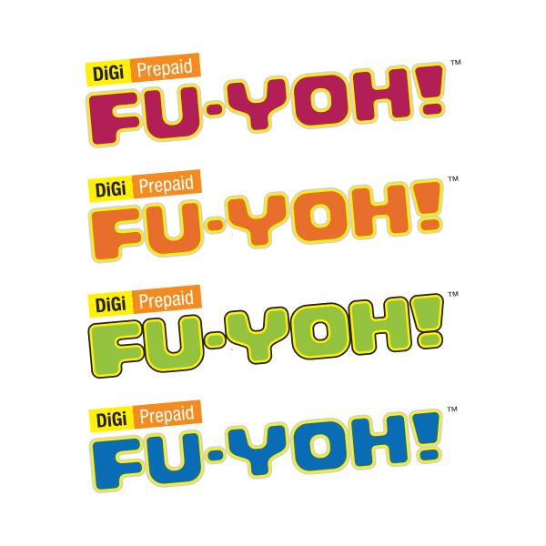 Digi PrePaid Fuyoh Logo ,Logo , icon , SVG Digi PrePaid Fuyoh Logo