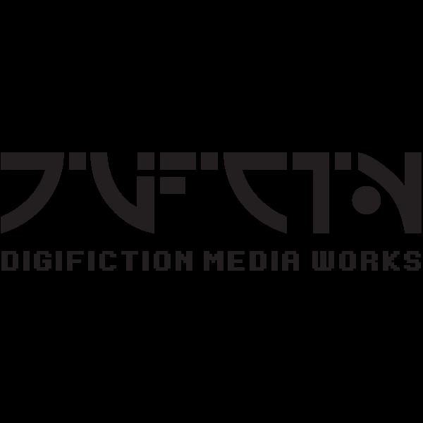 Digifiction Media Works Logo ,Logo , icon , SVG Digifiction Media Works Logo